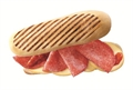Devil: Pane grilly salame piccante,scamorza,ketchup 155 gr.